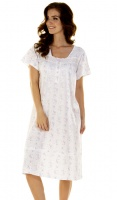 La Marquise Country Fair Short Sleeve Nightdress