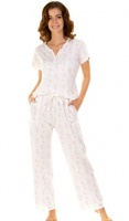 La Marquise Country Fair Short Sleeve Pyjama