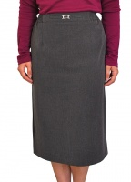Classic Lined Straight Skirt