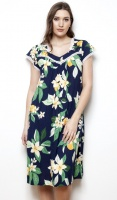 Cottonreal Grand Floral Nightdress
