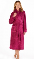 Slenderella Super Soft Wrap Housecoat