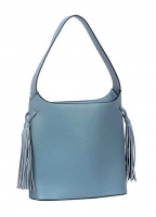 Tilly Tassel Side Tote Bag