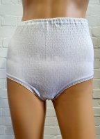 Classic Cotton 3 Pack Waffle Maxi Briefs