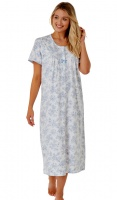 Marlon Cotton Jersey Short Sleeve Nightdress