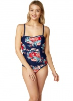 Oyster Bay Floral Swimsuit