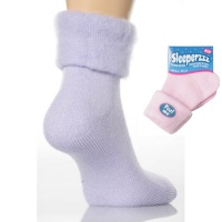 Soft Thermal Fluffy Bed sock