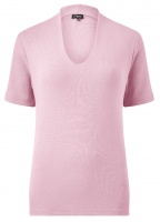 Emreco Sarah High V Neck T-shirt